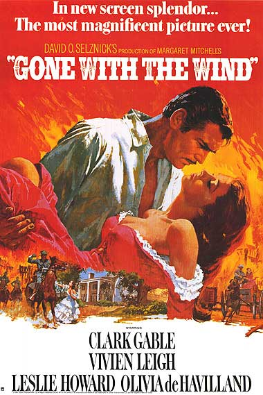 Gone With the Wind (Regular)