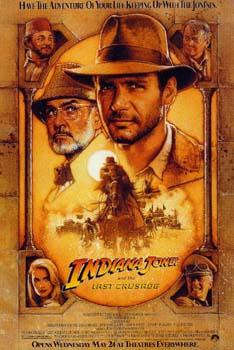 Indiana Jones - Last Crusade (Regular)