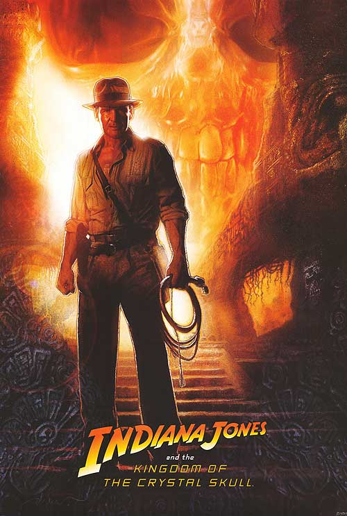 Indiana Jones - Crystal Scull