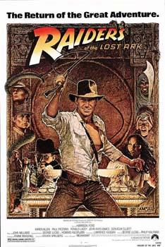 Indiana Jones -Raiders of the Lost Ark