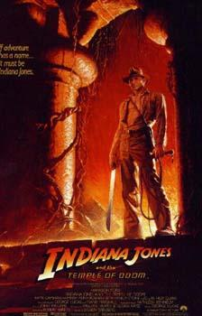 Indiana Jones - Temple Of Doom A