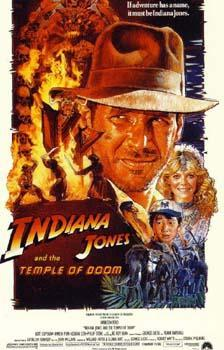 Indiana Jones - Temple Of Doom B