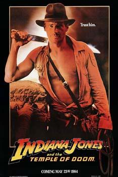 Indiana Jones Temple of Doom