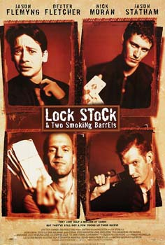 LOCK STOCK TWO SMOKING BARRELS