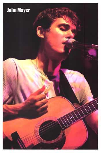 "John Mayer ""Live"""