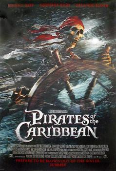 Pirates of the Caribbean (Advance A)