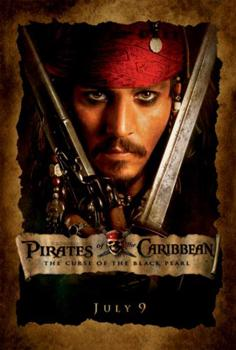 Pirates of the Caribbean Adv Depp