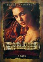 Pirates of the Caribbean Keira