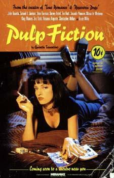 Pulp Fiction Lucky