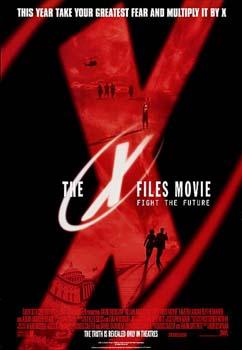 X-FILES THE MOVIE