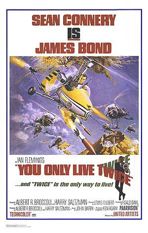 You Only Live Twice 007