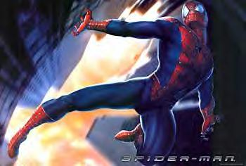 Spider-Man (Flying Style D)
