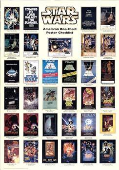 Star Wars Checklist