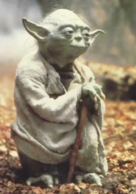 Return of the Jedi Yoda